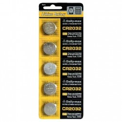 CR2032 LITHIUM CELL