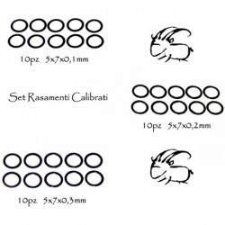 Calibred Washer Set