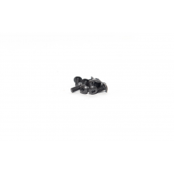 ROUND HEAD SCREW 3X6 (10pcs)