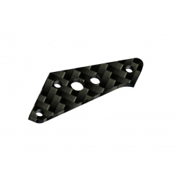 CARBON REAR BATTERY PLATE...