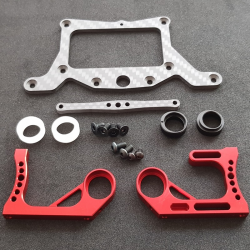 P12 LIGHT REAR FRAME WITH...