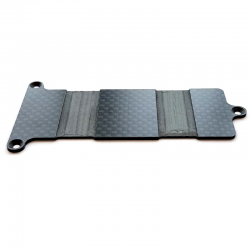 RX CARBON BATTERY PLATE - 6...