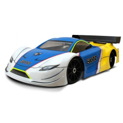 BLITZ 1/8 GT4 0.8MM WITH WING