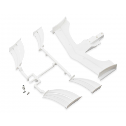 F1 FRONT WING WHITE