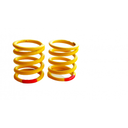YELLOW/RED  FRONT SHOCK...