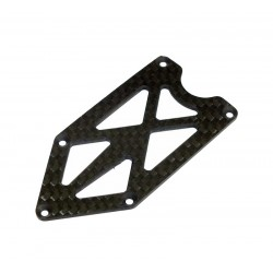 LAB-C801 front carbon chassis plate