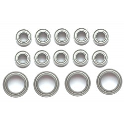ZZ/C Transmittion Ceramic Ball Bearing LAB-TE03 (12 pcs)