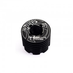 BUGGY 3,5 cc cooling head BLACK