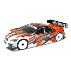 1/10 BODY Bittydesign Striker-SR 3.0 Light 190mm