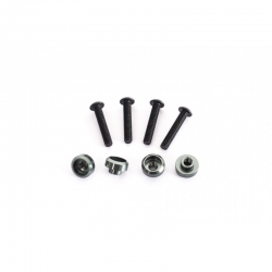 SET SERVO GROMMET ALU KIT