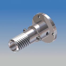 V3 1/8 ADDITIVATOR DRIVE SHAFT