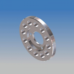 V3 1/8 ADDITIVATOR FLANGED...