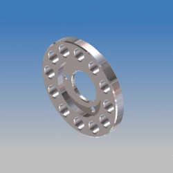 V3 1/10 ADDITIVATOR FLANGED...