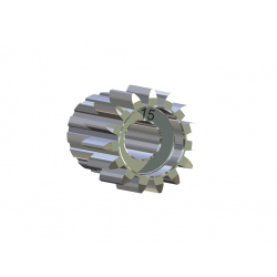 Z15 PINION GEAR WITH NUTSCREW