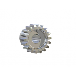 Z18 PINION GEAR WITH NUTSCREW