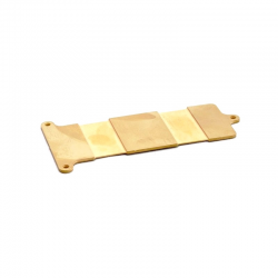 RX BRASS BATTERY PLATE - 34...