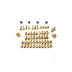 SPECIAL SCREW KIT ALU 7075...