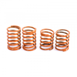 BROWN SPRINGS - SET - ( 4pcs )