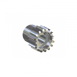 Z16 PINION GEAR WITH NUTSCREW