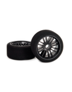GOMME ONE PAN CAR  1/10